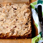 Apple-Pecan Crumble Bars for Fall