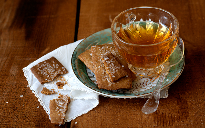 Recipe: Sugar and Spice Wafers