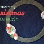 Crafty: Christmas Wreath