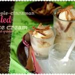 Recipe: Apple-Cinnamon Swirled Ice Cream with Pie Crust Sprinkles