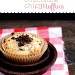 Recipe: Cherry Chocolate Chip Muffins