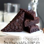 Streusel-Topped Brownies