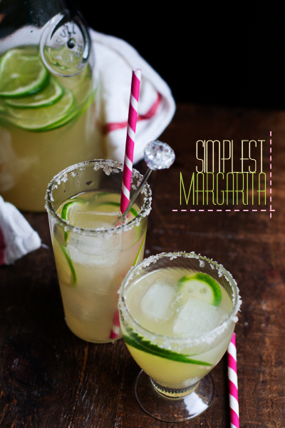 Simplest Margarita
