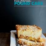 Hazelnut Pound Cake