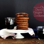 Chewy Chocolate Ginger-Spice Cookies