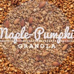 Maple-Pumpkin Granola