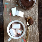 Hot Cocoa Mix and Vanilla Marshmallows