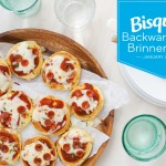 Mini Pizza Pancakes and BLT Breakfast Pizza