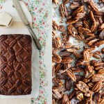 Spicy Pecan Banana Bread