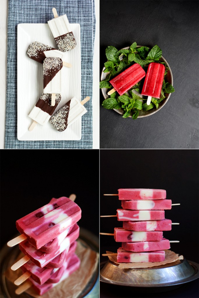 10 Cool Ice Pops! by Cindy hungrygirlporvida.com