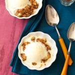 Amaretti Brown Butter Pear Crisp