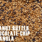 Peanut Butter Chocolate Chip Granola