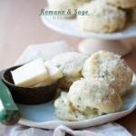 Romano & Sage Biscuits