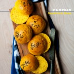 Soft Pumpkin Sandwich Buns