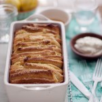 Meyer Lemon Pull-Apart Bread