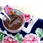 Chocolate Malt Pudding
