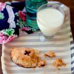 Nectarine + Raspberry Hand Pies