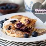 BeerBerry Pancakes