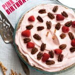 Guest Post: Frozen Pink Pecan Birthday Pie
