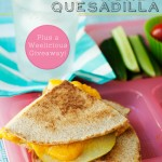 Apple-Honey Quesadilla and a Giveaway!