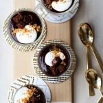 S'mores Cheesecake Parfaits