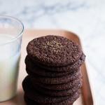 Chocolate Espresso Snickerdoodles