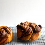 Braided Cinnamon and White Chocolate Swirl Pumpkin Bread