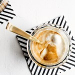 White Russian Affogato
