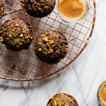 (Updated) Double Chocolate Pistachio Muffins