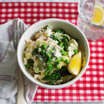 Spring Chicken Pasta Salad