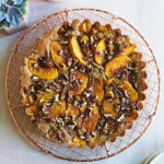 Brown Sugar Peach Buckle