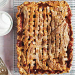 Chai Spice Caramel Apple Pie