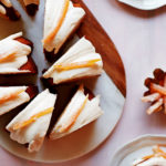 Honey Grapefruit Bundt Cake